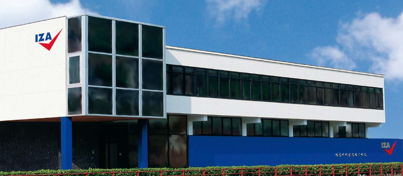 IZA ASCENSORES asentará la expansión con la ampliación de su sede central