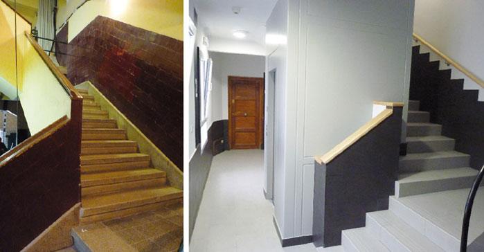 Subvención ascensores para la rehabilitación de viviendas